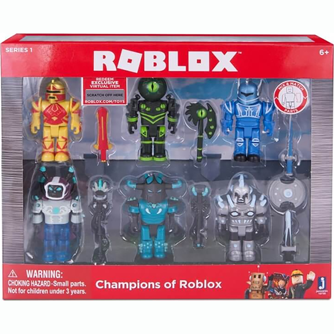 Roblox Toy Line to Debut at London Toy Fair