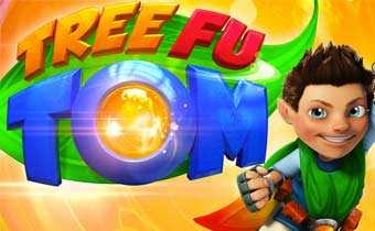 Tree Fu Tom toys on the way from Jazwares