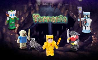 New Terraria Toy Collection To Launch