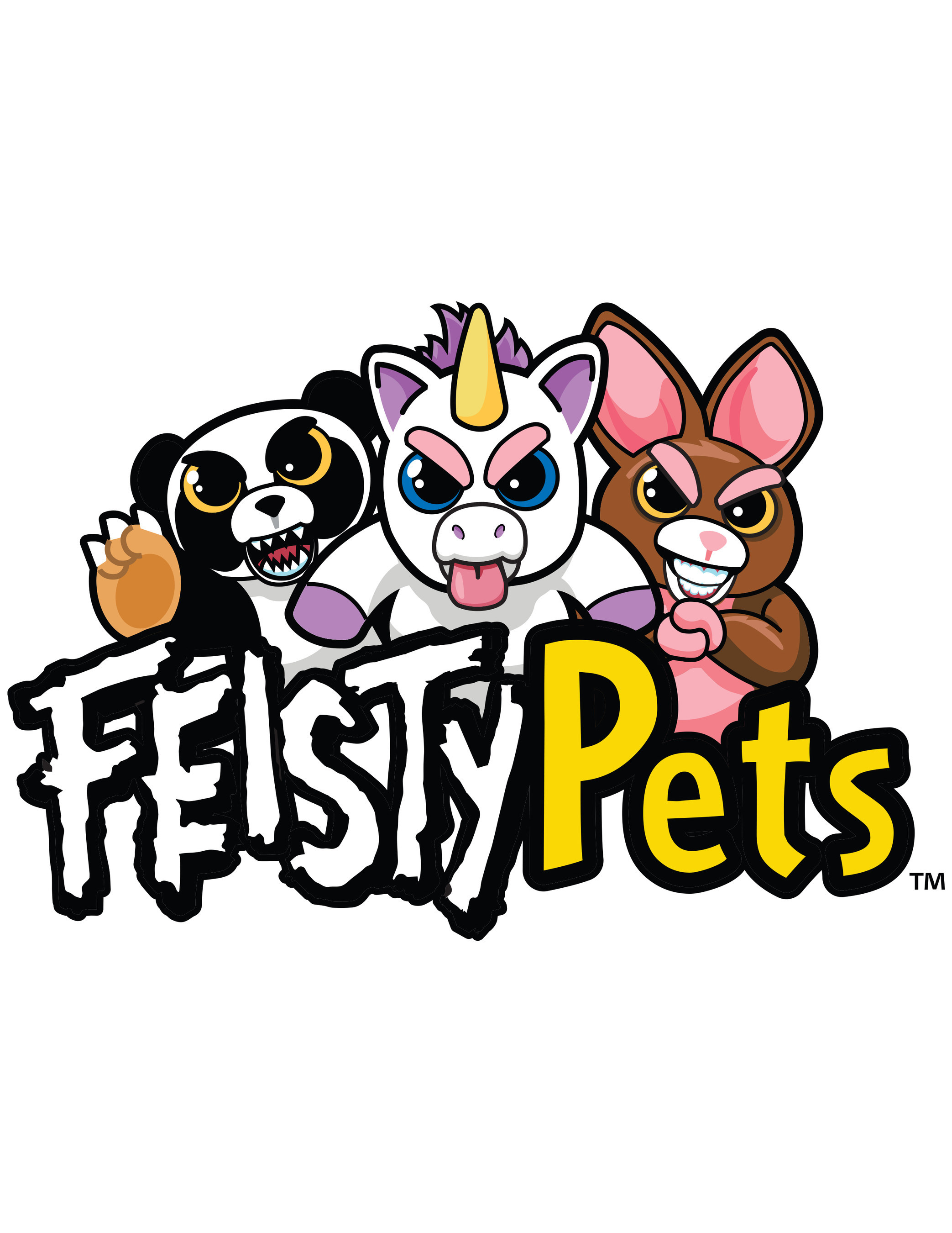 Surge Licensing Awards Jazwares Global Master Toy License For Feisty Pets®