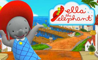 Toy Partner for Ella the Elephant