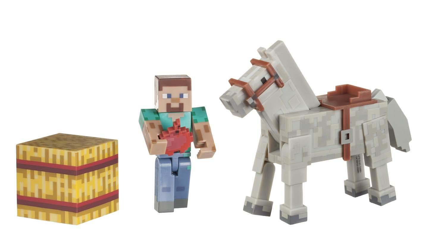 Steve & White Horse