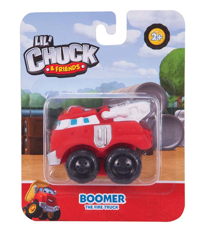 Mini Boomer Carded