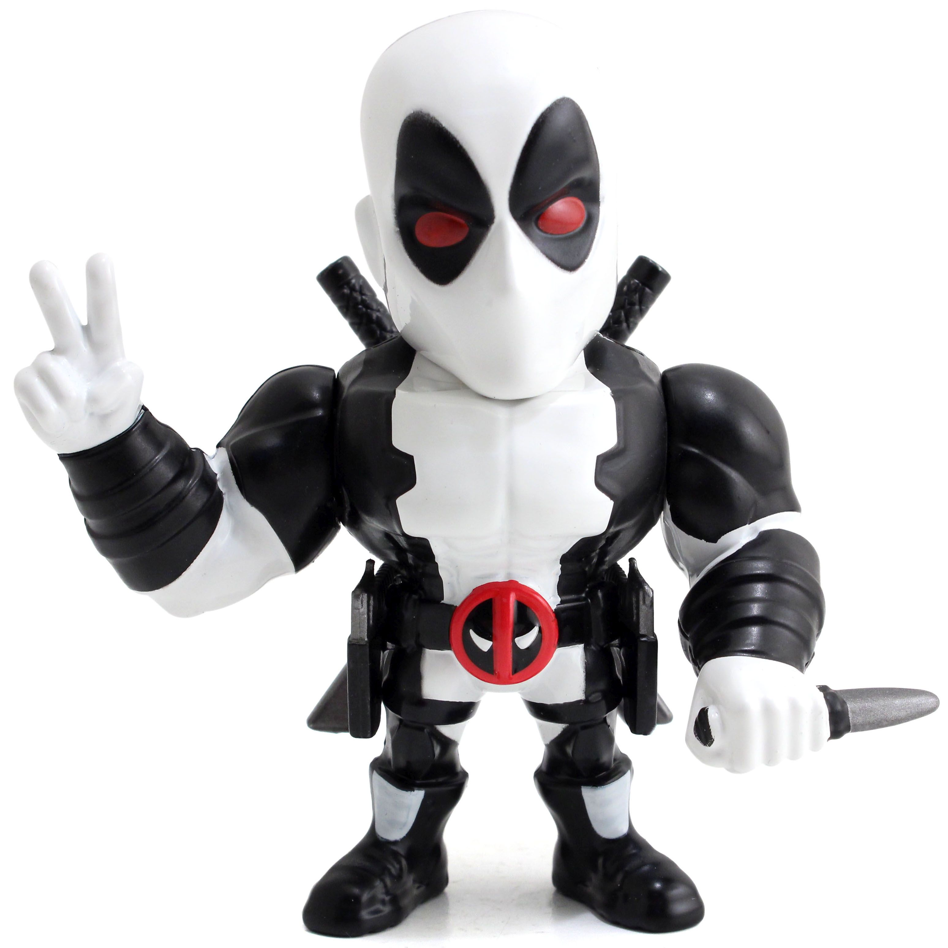 "MARVEL Deadpool Deadpool Black & White 4"" Figur"