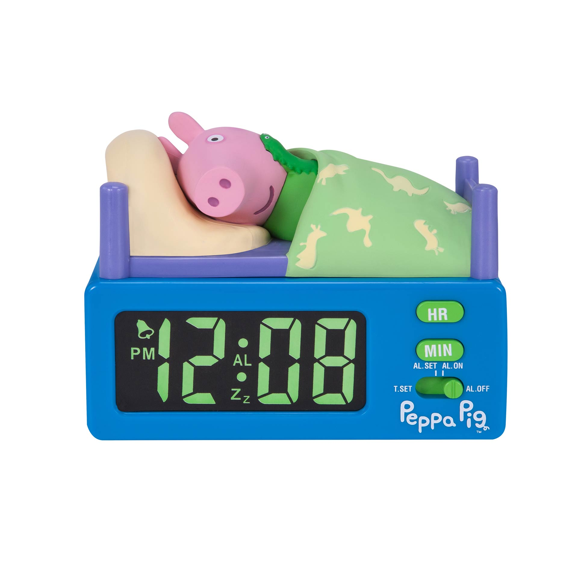 George Pig Alarm Clock