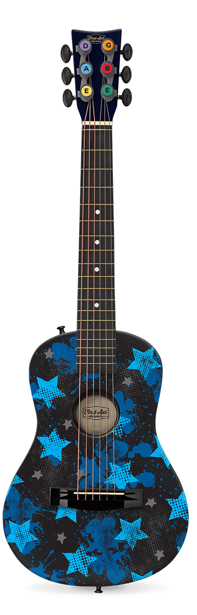 "Rock Stars 30"" Acoustic Guitar"