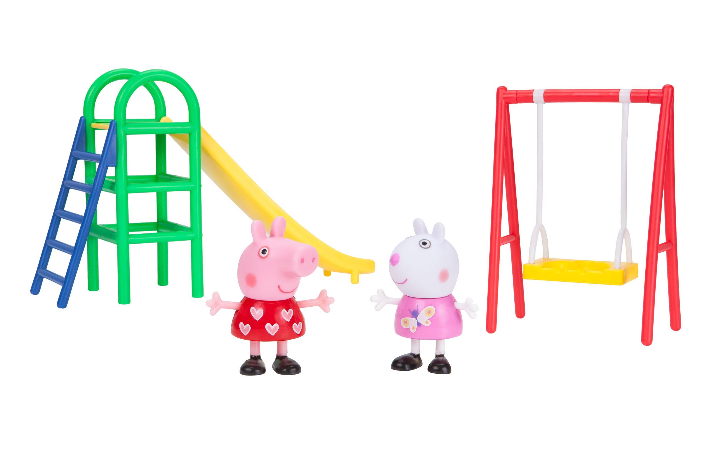 Spielplatz Spaß