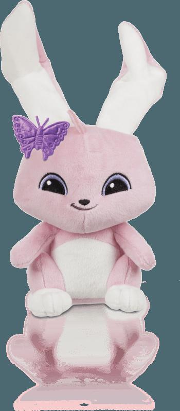 Fuzzy Bunny Plush