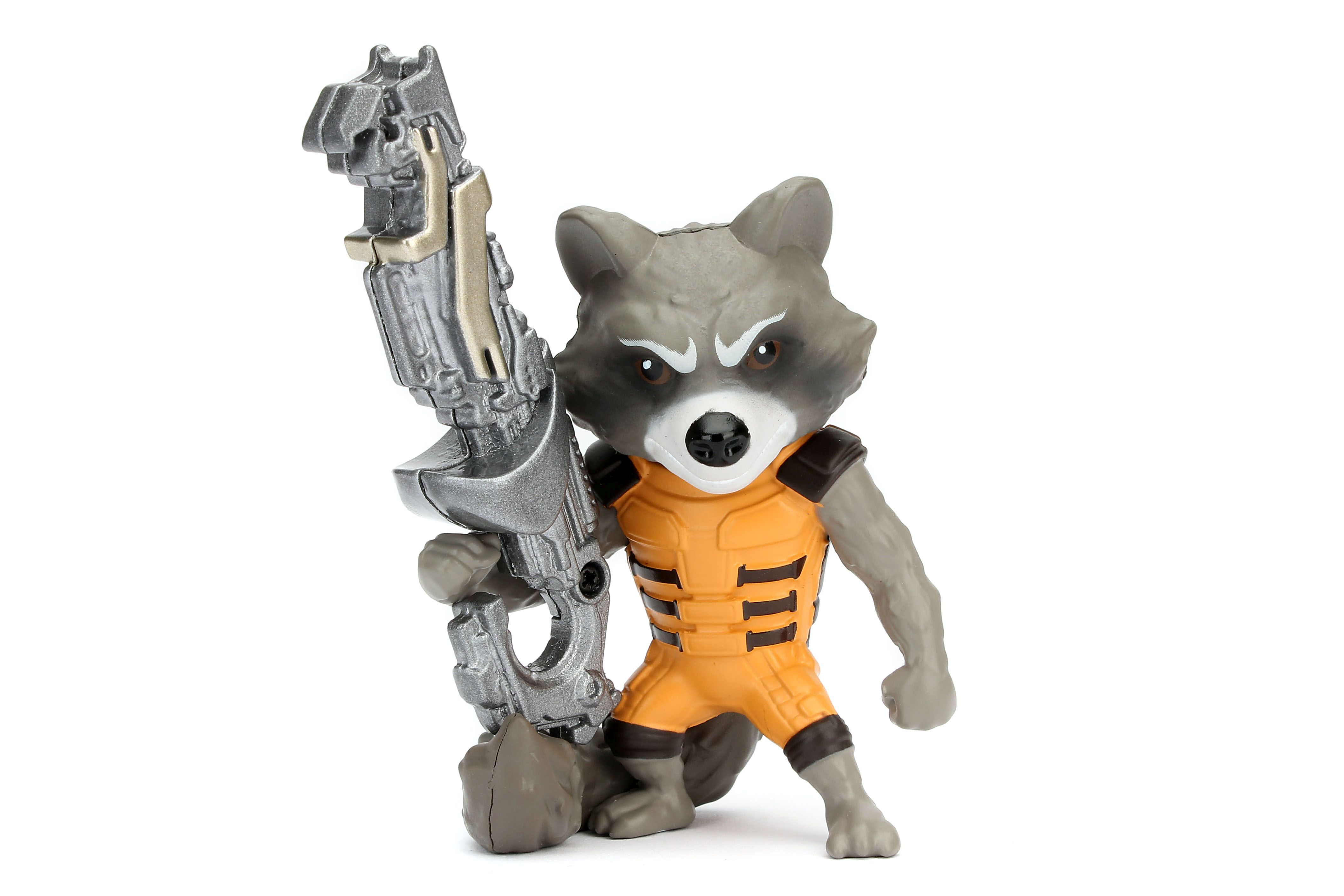 "MARVEL Guardians of the Galaxy Rocket Racoon 4"" Figur"