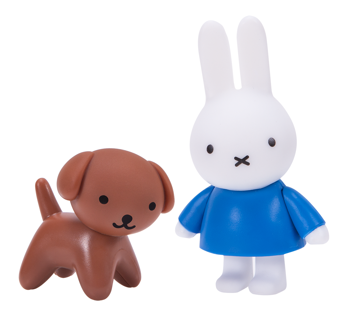 Miffy & Snuffy Figure Pack