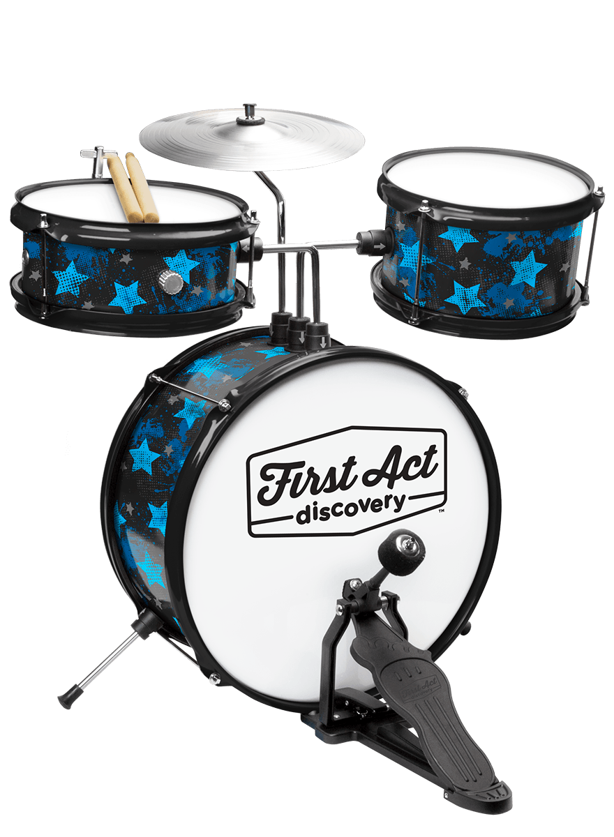 Rock Stars Drum Set