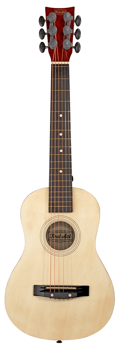 """30"""" Acoustic Guitar - Natural"""