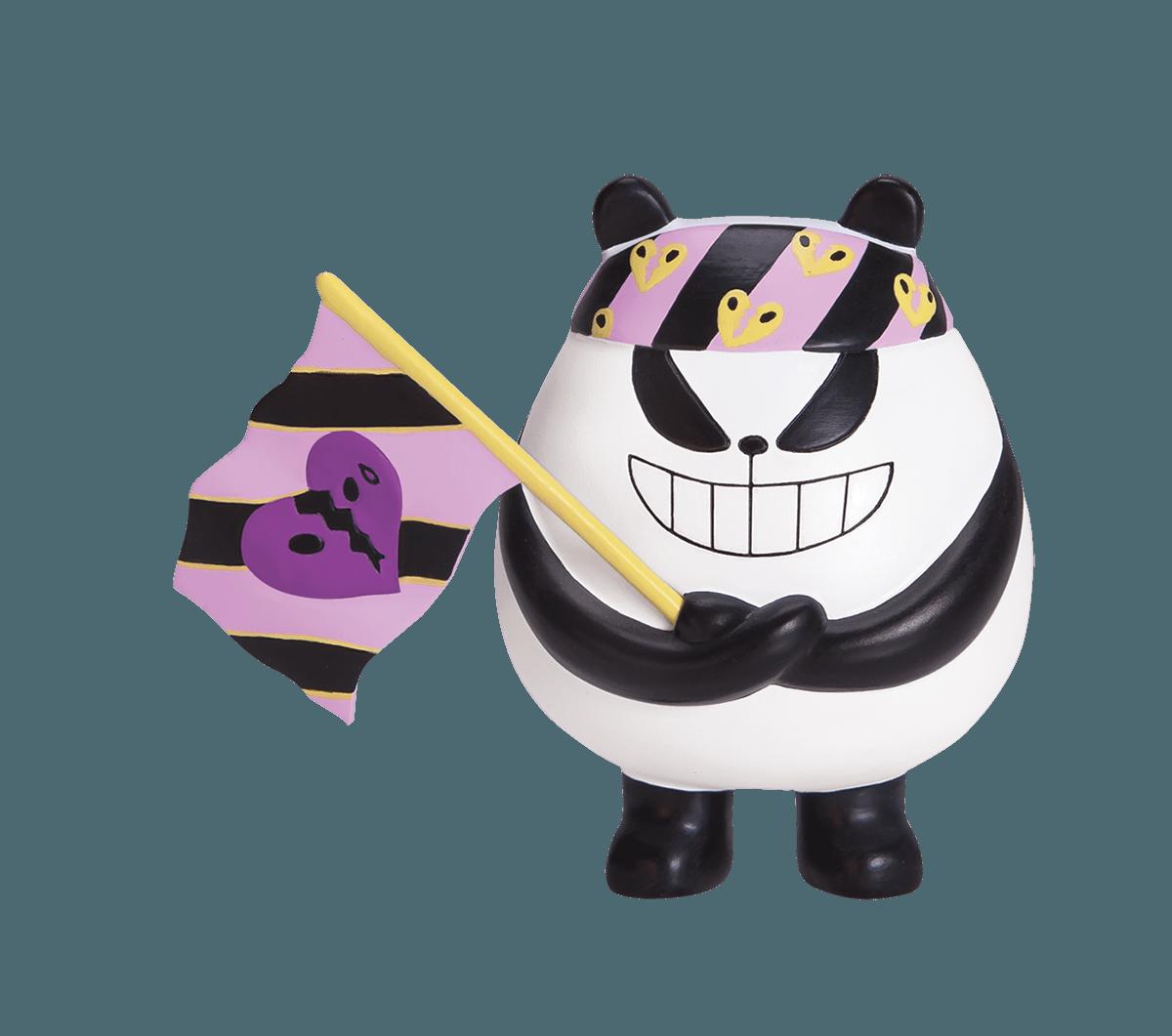 Panda-a-Panda Feelin' Mischievous