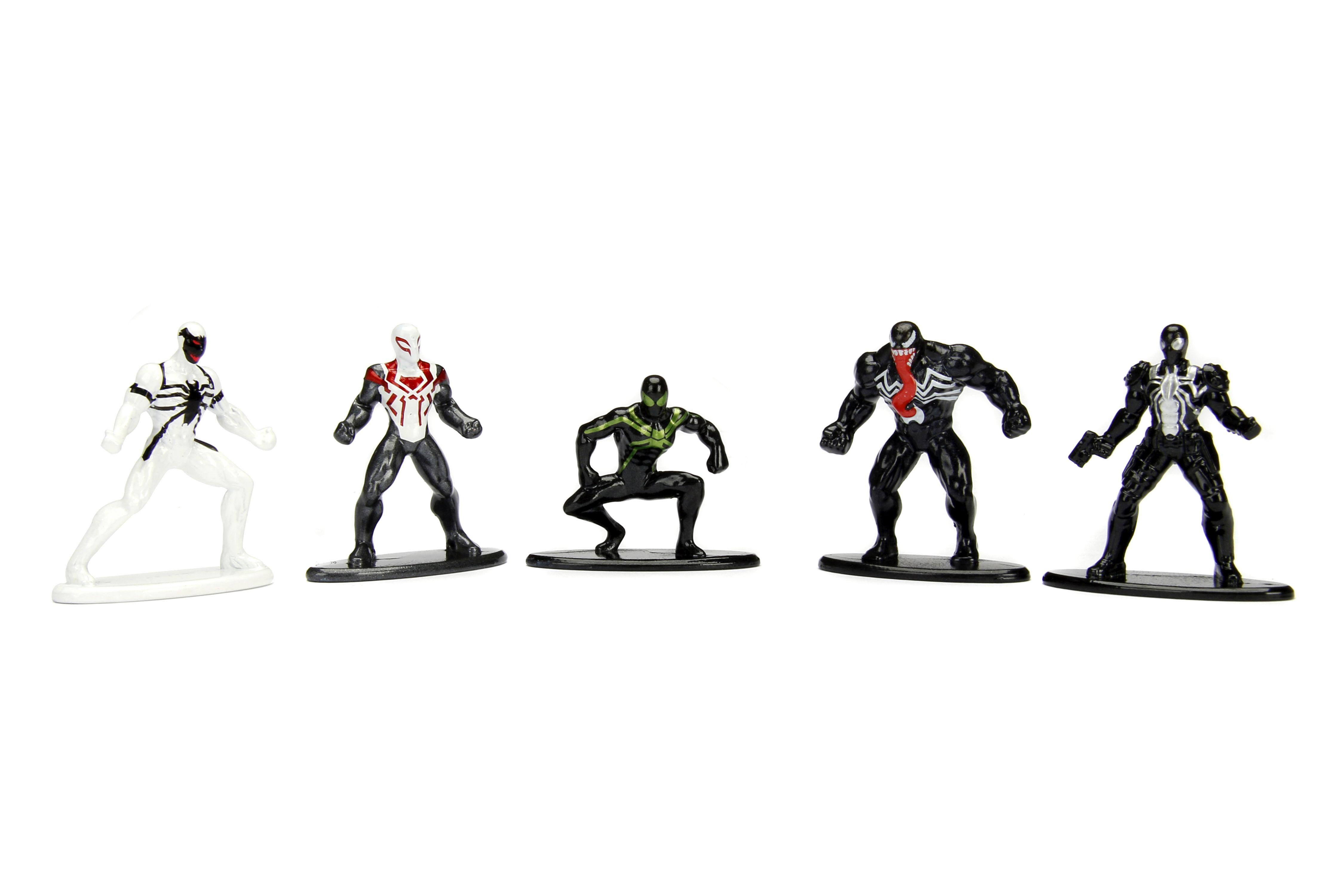 MARVEL Spiderman 5er Figurenpack (Pack 3)