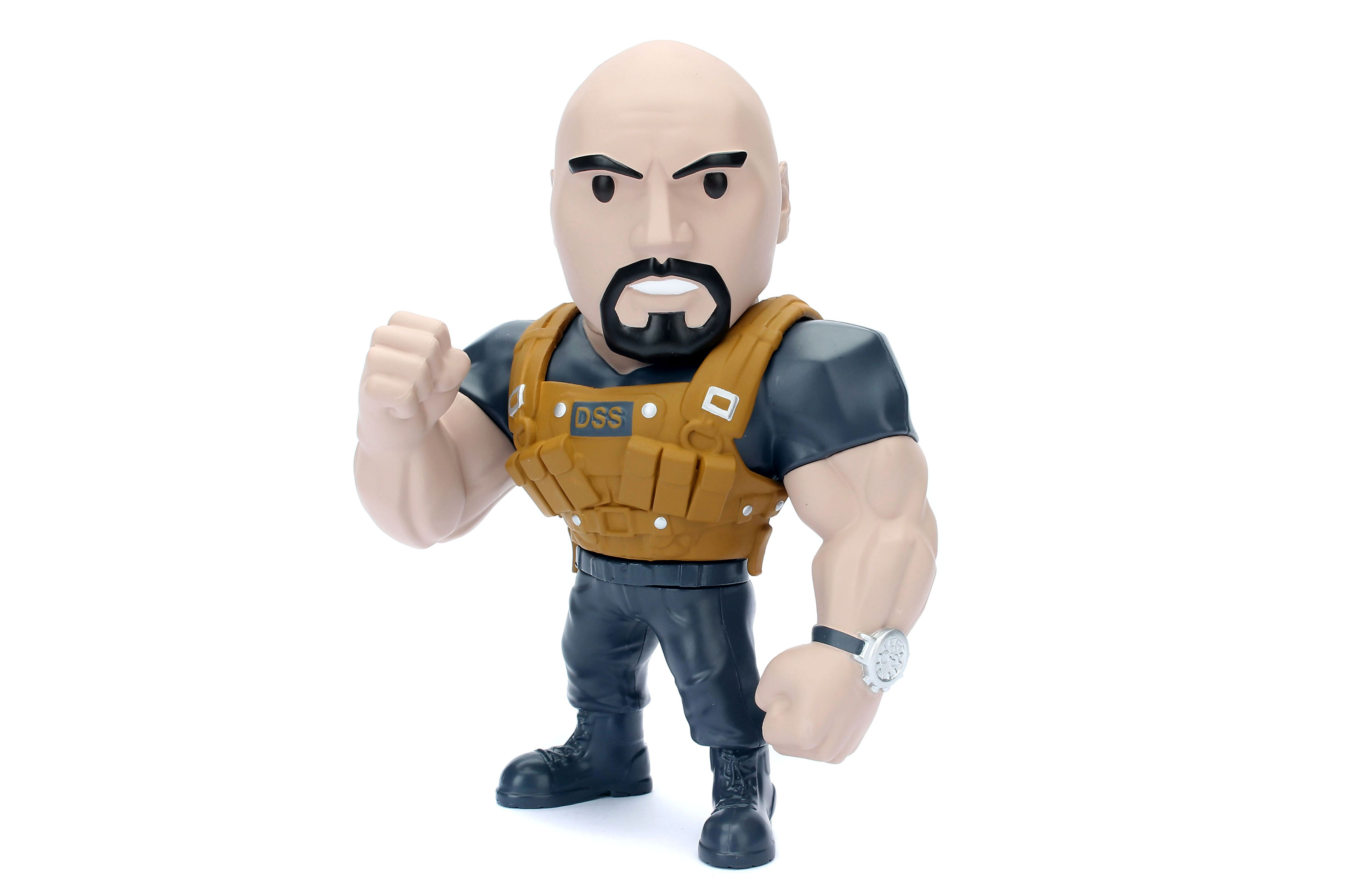 """Fast and Furious Hobbs mit Accessoire 6"""" Figur"""