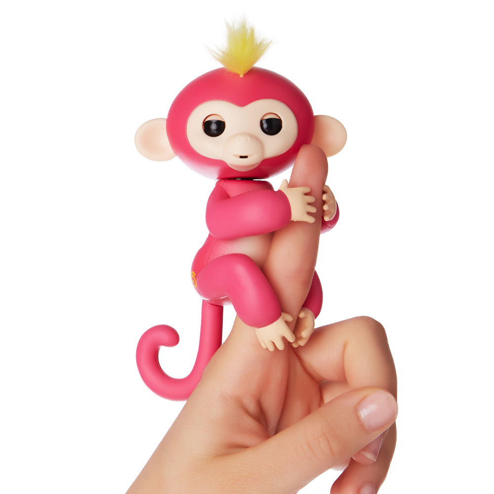 Fingerlings Äffchen Bella pink