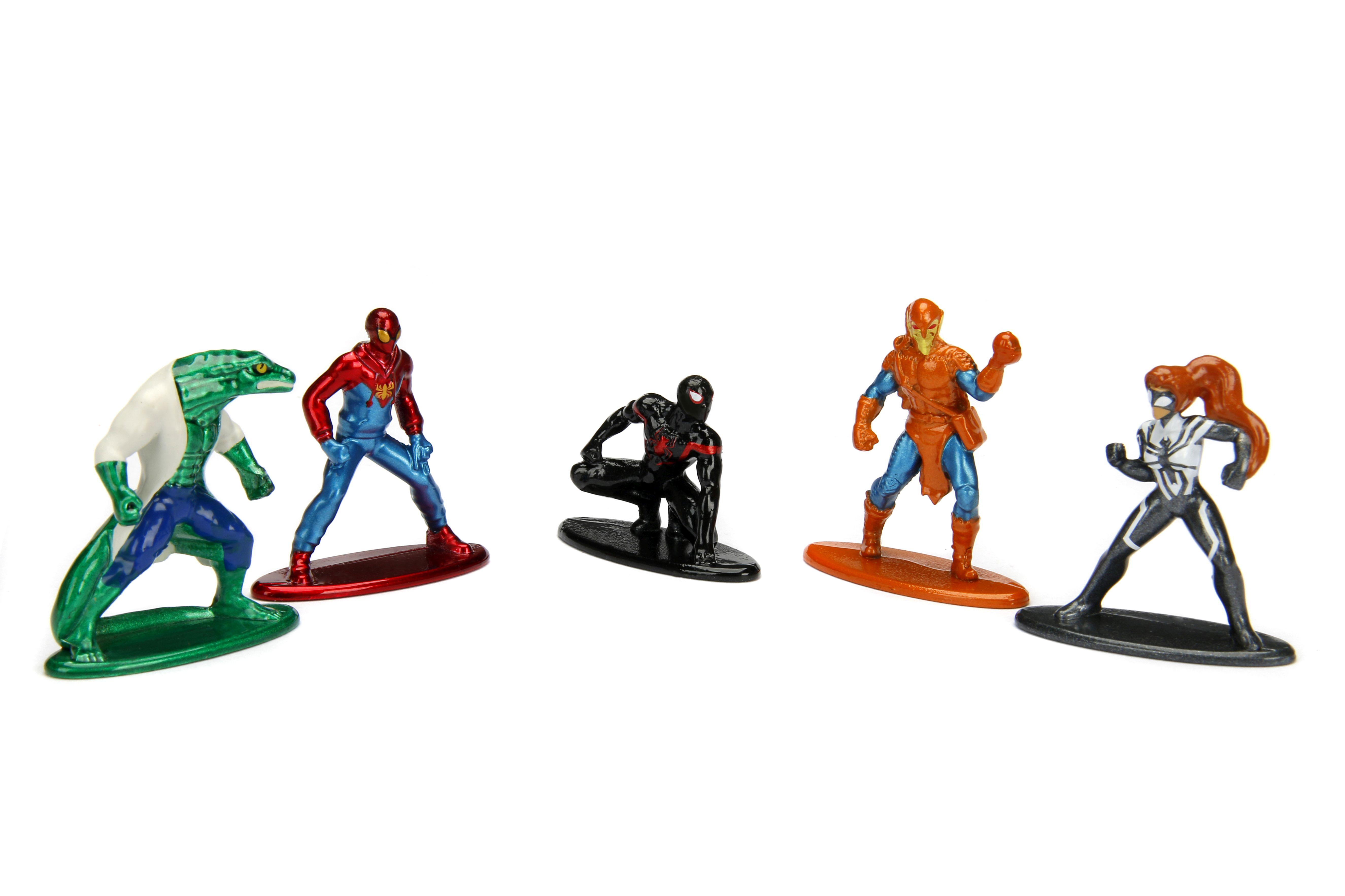 MARVEL Spiderman 5er Figurenpack (Pack 2)