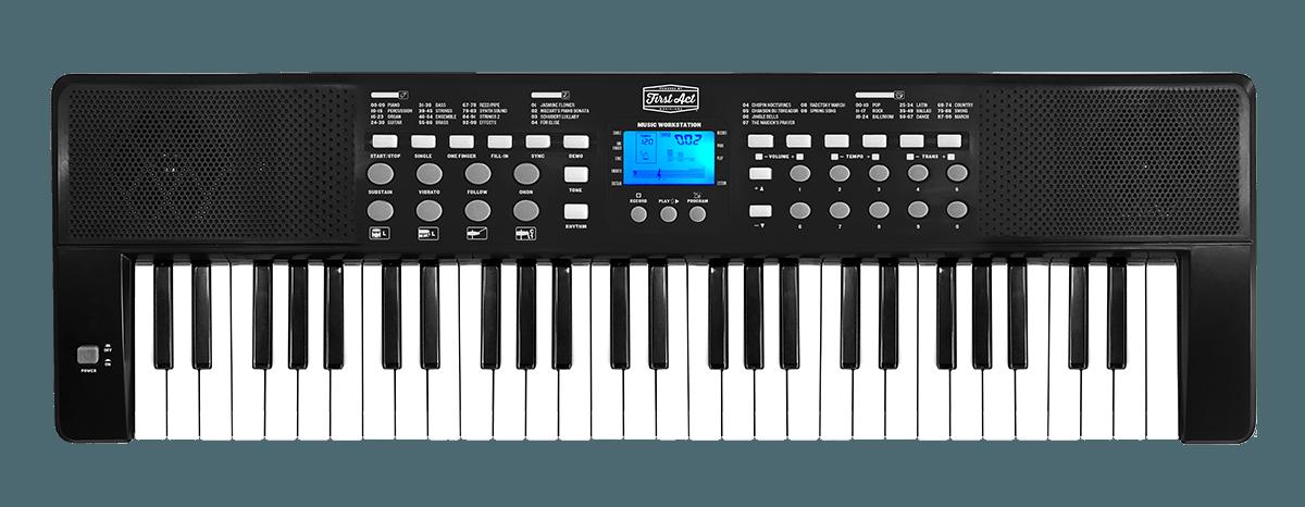 Digitales Keyboard 54 Tasten