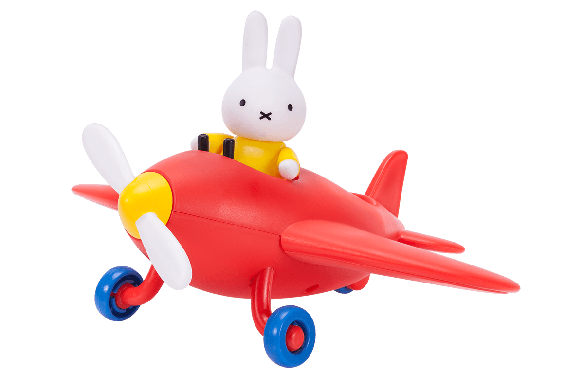 Miffy Little Red Plane