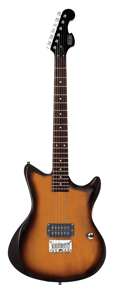 Double Cutaway - Sunburst - Pack