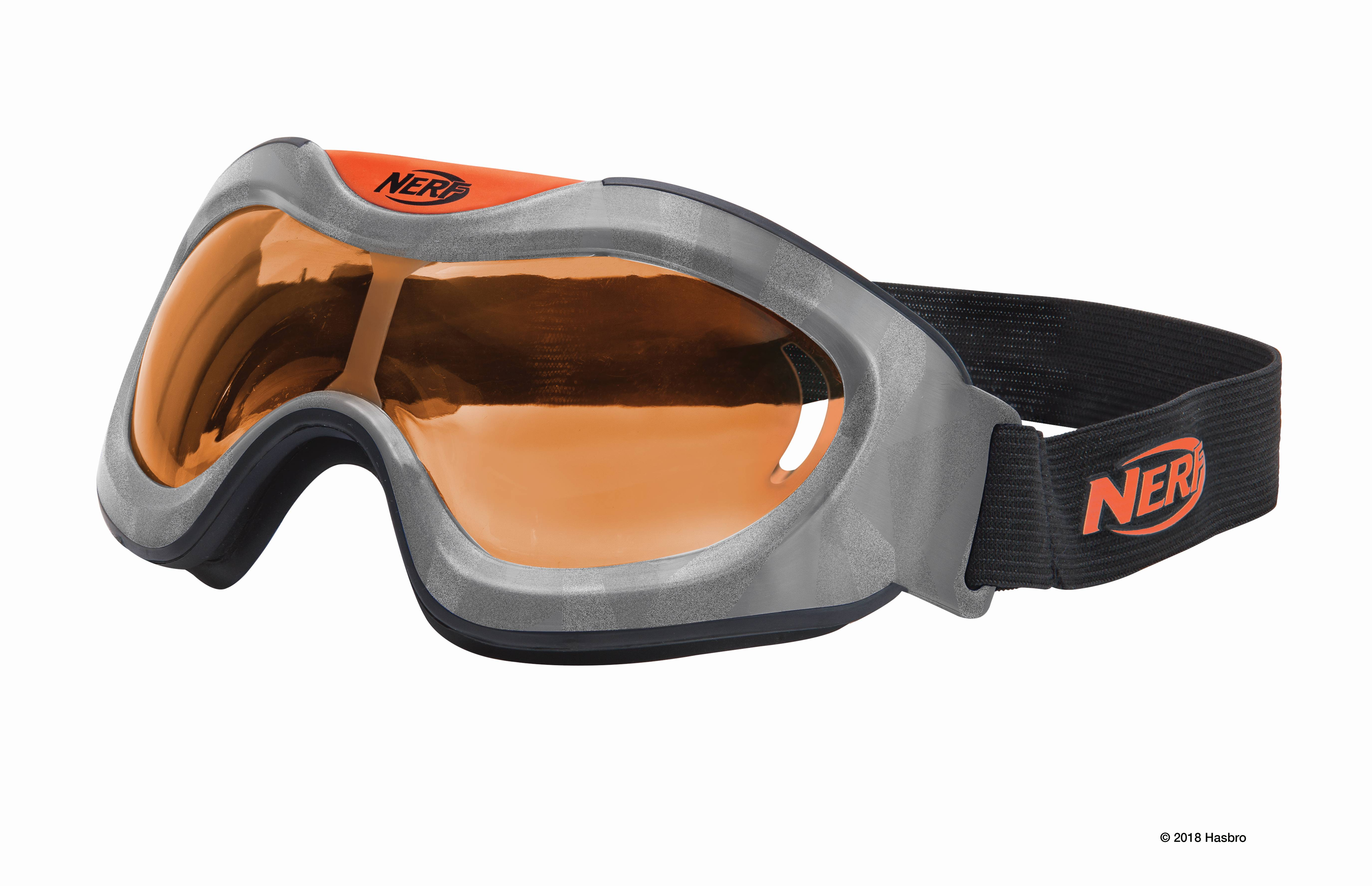 Battle Brille Orange
