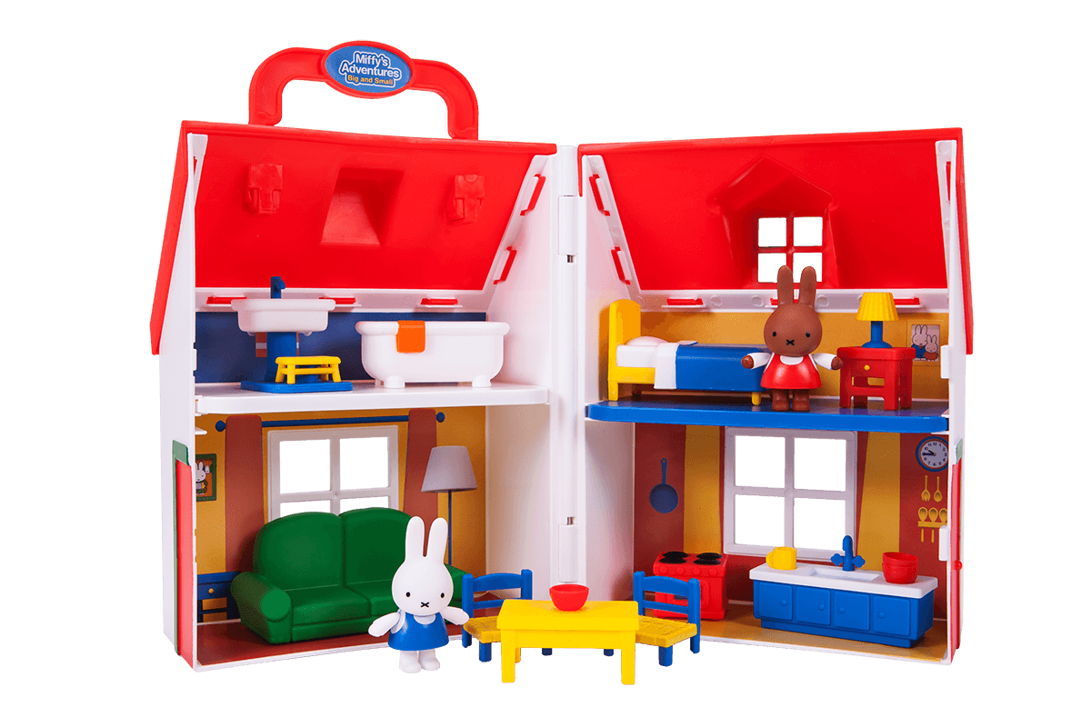 Miffy's House Playset
