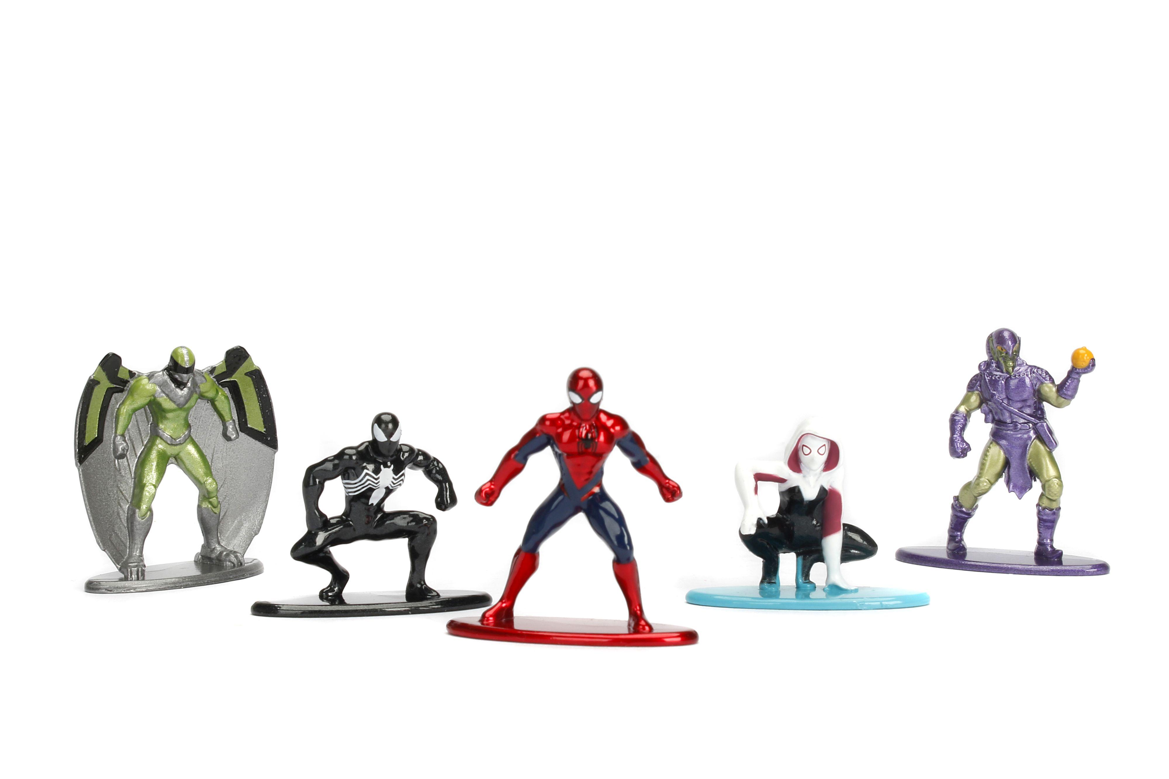 Spiderman 5-er Figurenpack (Pack 1)