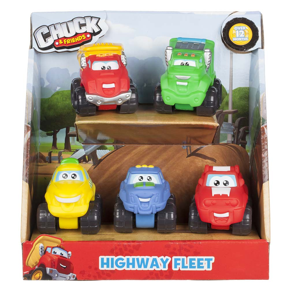Highway Fleet