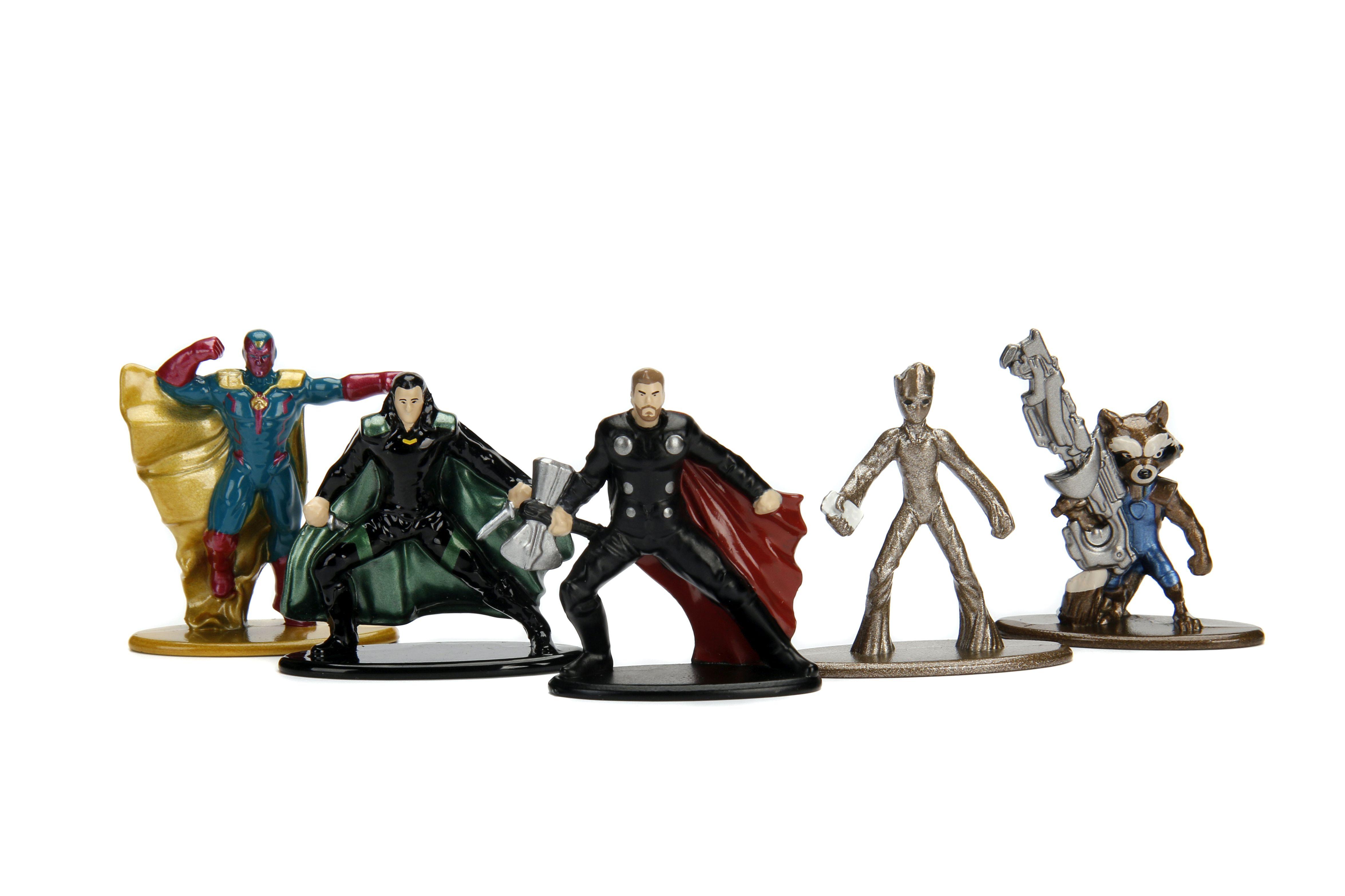 MARVEL Avengers Infinity War 5er Figurenpack (Pack 2)