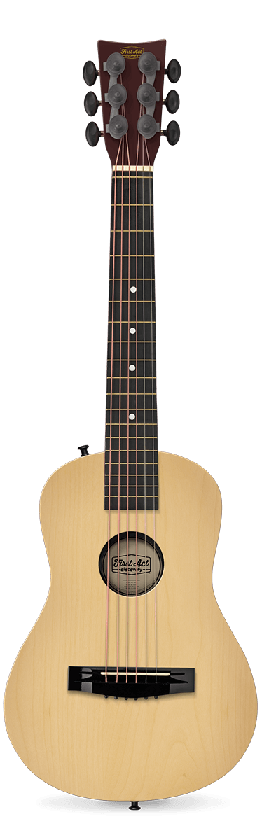 "Natural 30""Acoustic Guitar"
