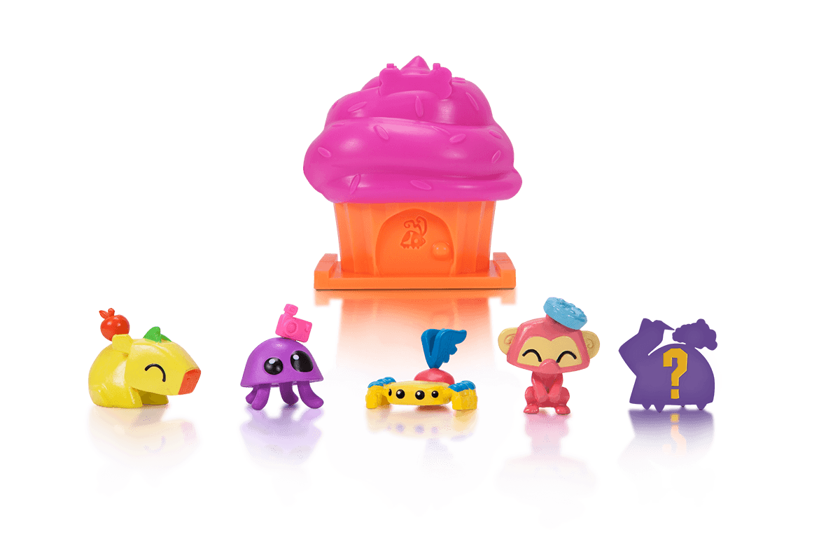 Adopt a Pet Cupcake 5pk (4)