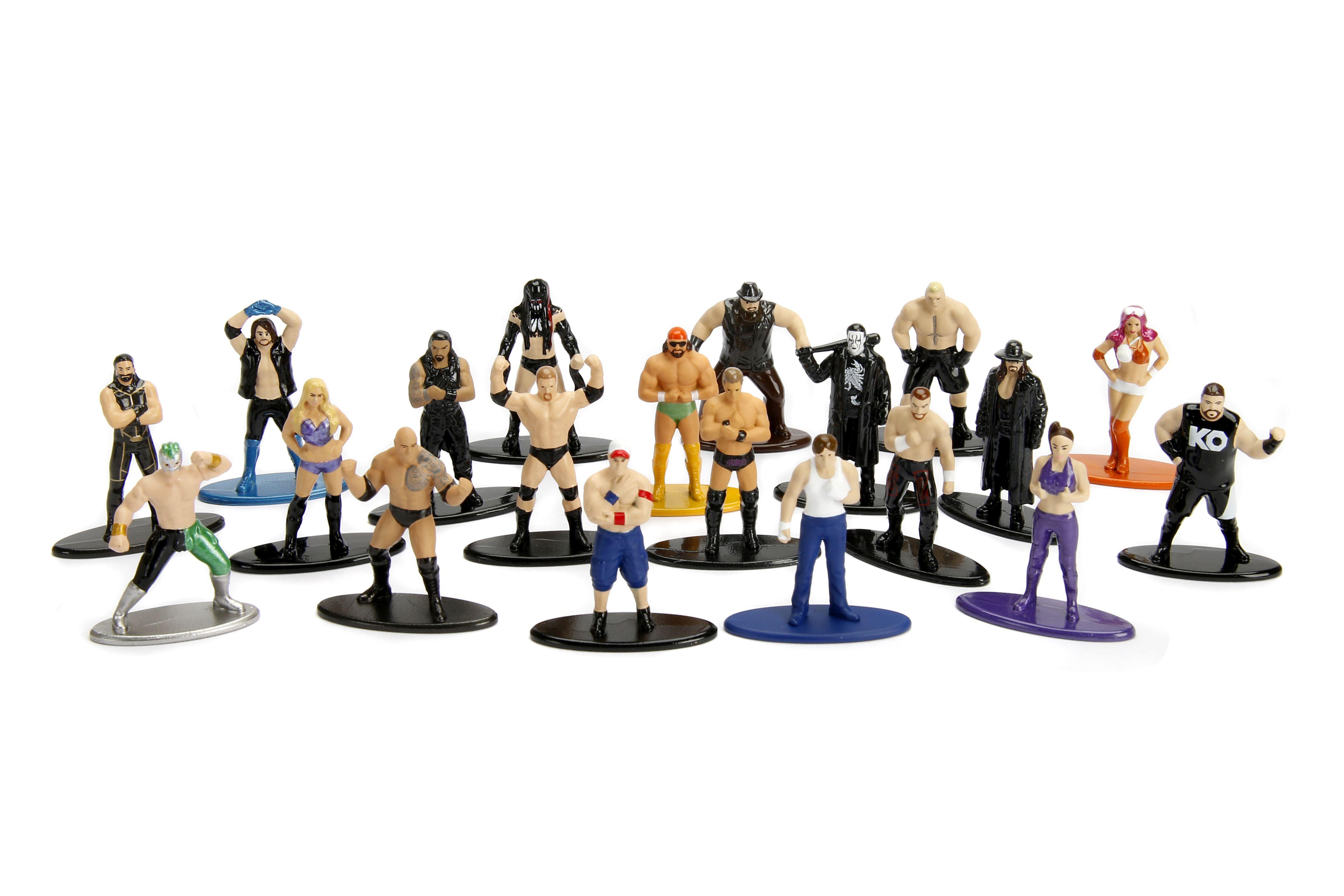 WWE 20er Figurenpack