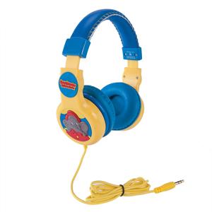 Kopfhörer Blau/Gelb