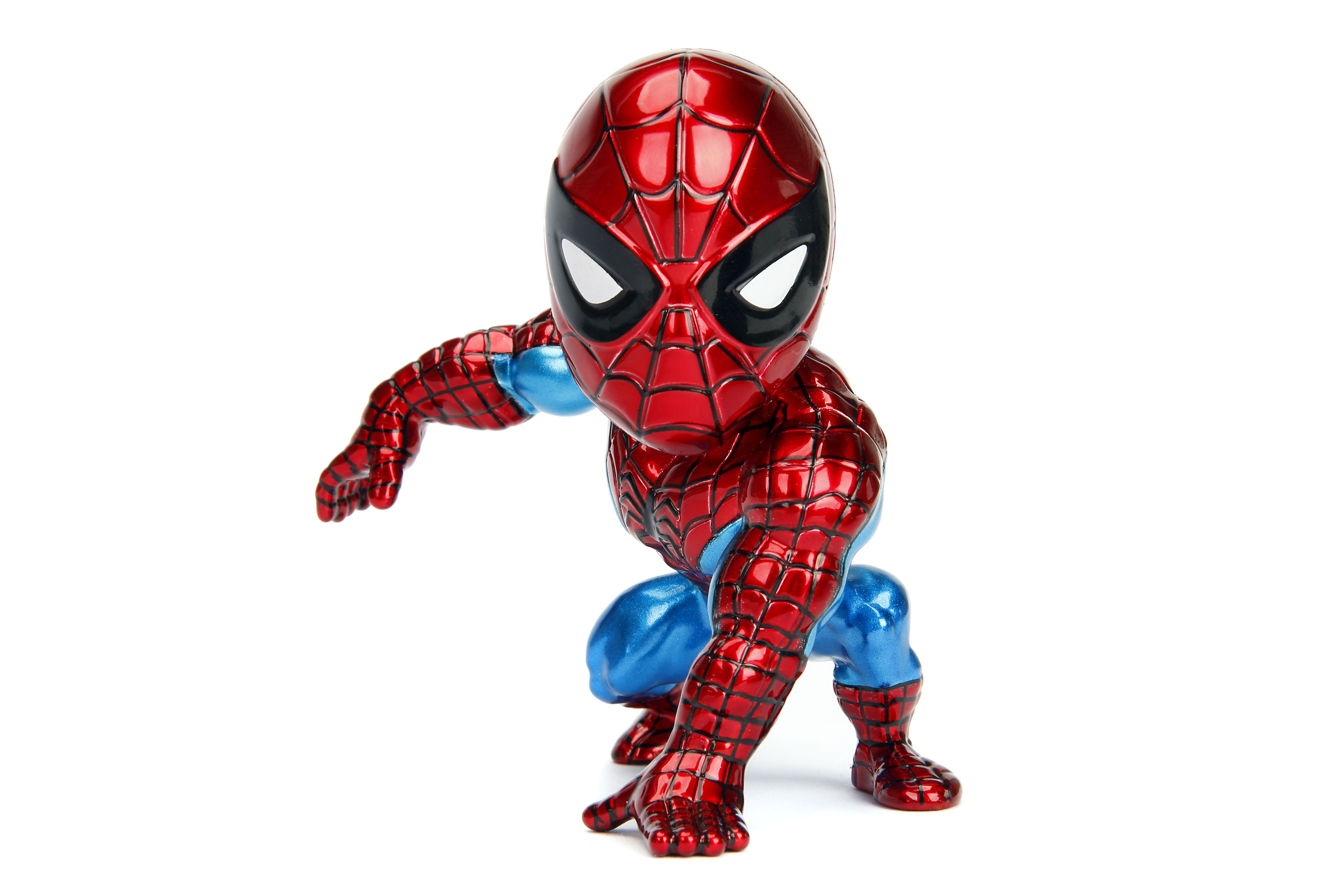 "MARVEL SpiderMan SpiderMan 4"" Figur"