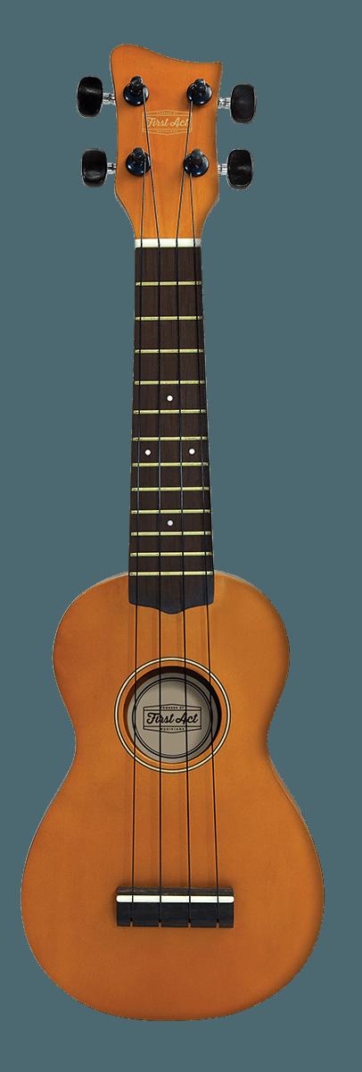 Soprano Ukulele - Natural