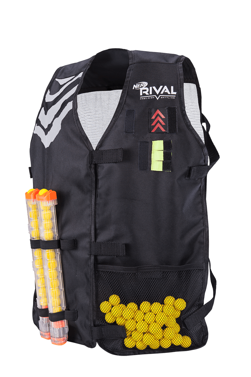 Nerf Rival Tactical Vest White