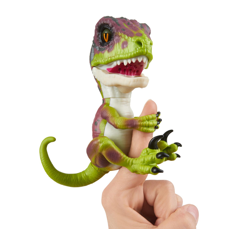 Baby Dinosaurier Velociraptor Stealth (Grün)