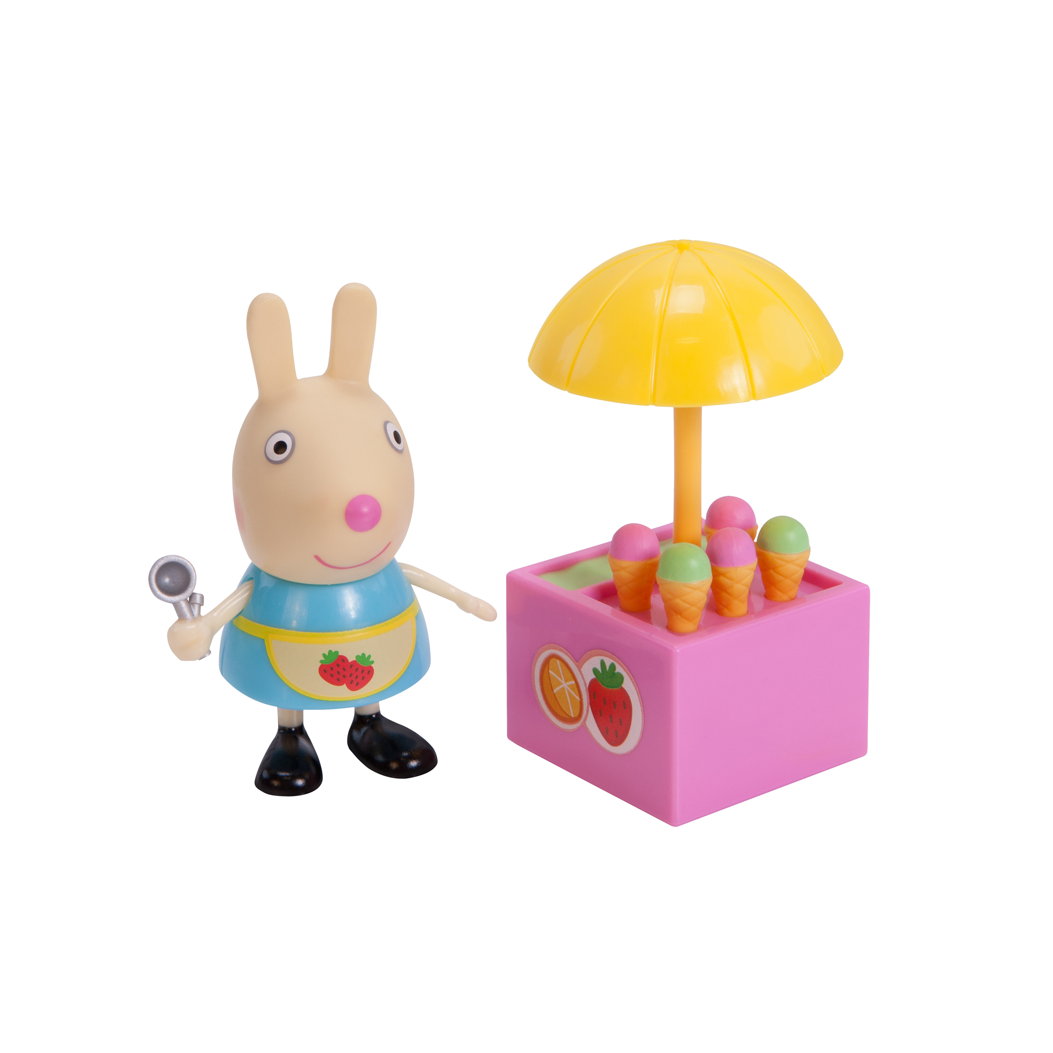 Peppa Pig Rebecca Rabbit Ice Cream Stand