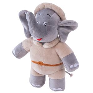 Benjamin Blümchen Kuscheltier Safari-Elefant mit Sound
