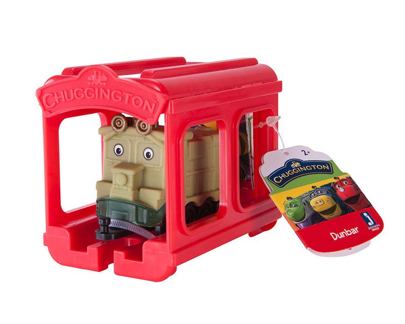 Little Chuggers Mini Garage Dunbar