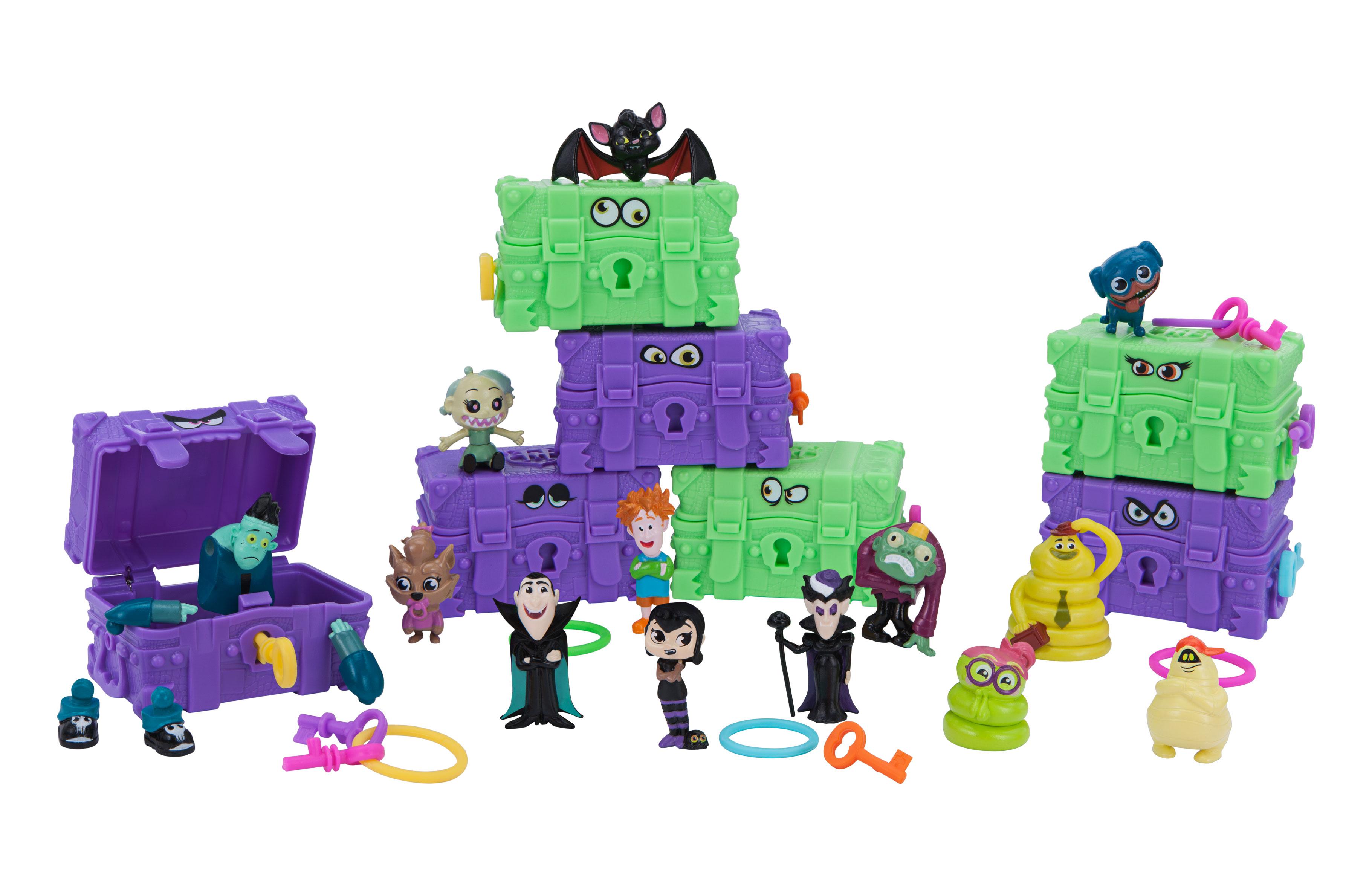 Monster Mayhem Serie 1 - Minifigur zum Sammeln