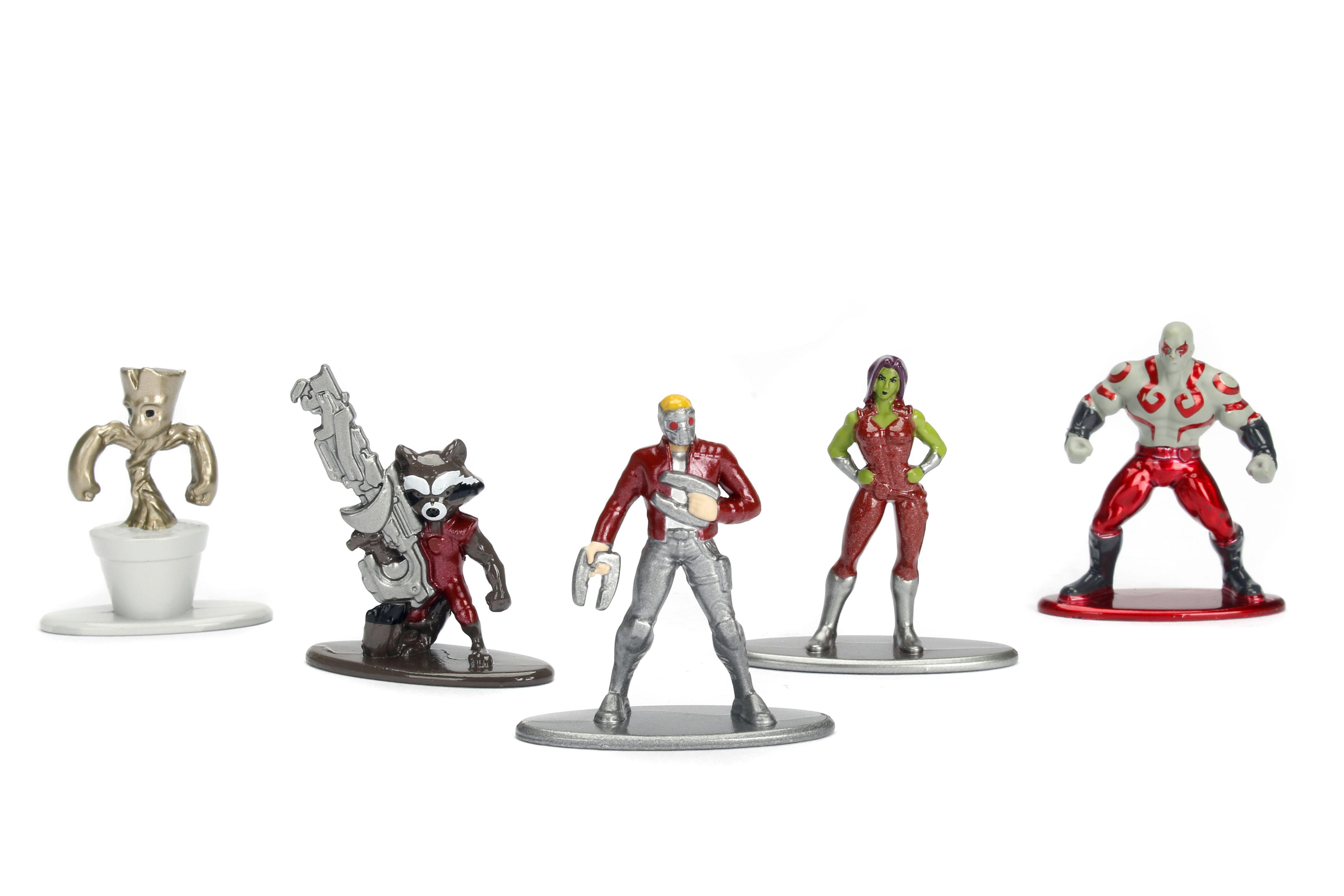 MARVEL Guardians of the Galaxy 5er Figurenpack (Pack 2)