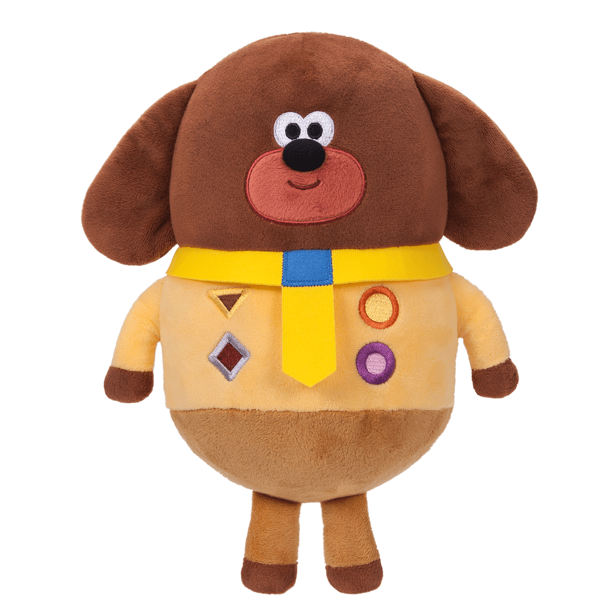 Talking Duggee Feature Plush