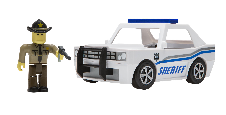 The Neighborhood of Robloxia Patrol Car