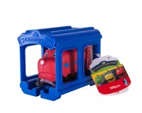 Little Chuggers Mini Garage Wilson
