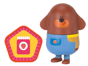 Duggee with Jam Badge