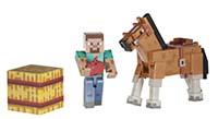 Steve & Chestnut Horse