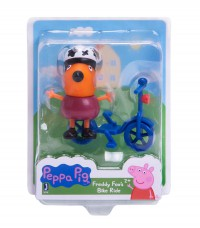 Peppa Pig Freddy Fox Bike Ride