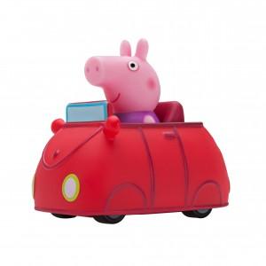 Mini Flitzer Peppa's rotes Auto