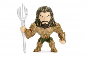 "DC Justice League Aquaman 2,5"" Figur"